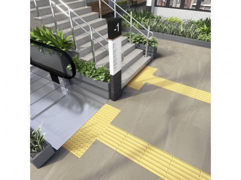 Walking Guide Tiles